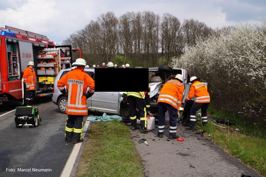 Tödlicher Verkehrsunfall zwischen Wienhausen und Eicklingen