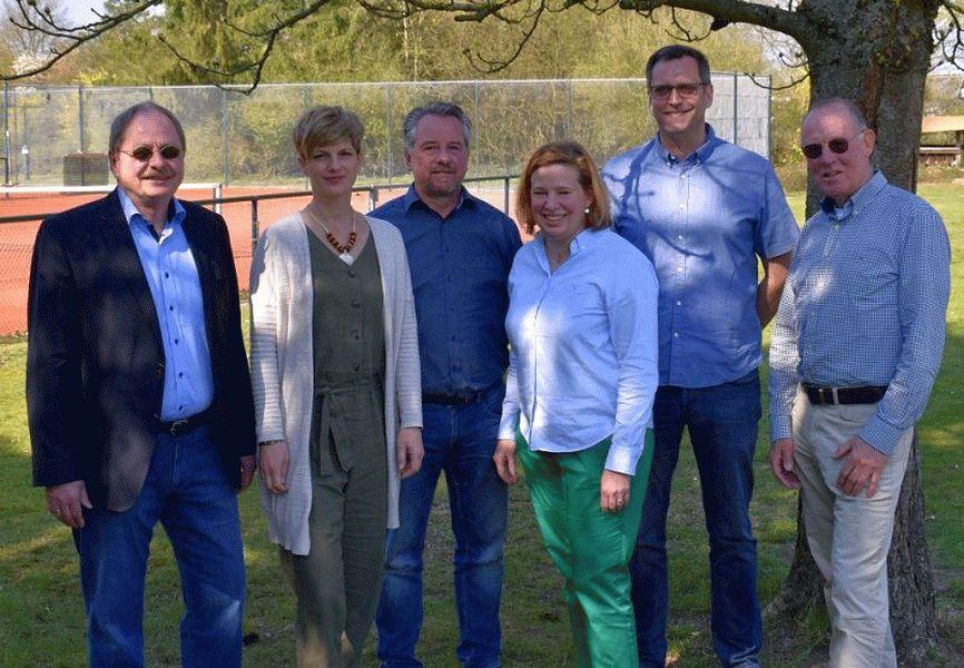 TC Boye setzt erfolgreiche Vorstands- und Vereinsarbeit fort – Rücktritt von Schatzmeisterin Anne Wehner nach 22 Jahren Vorstandsarbeit