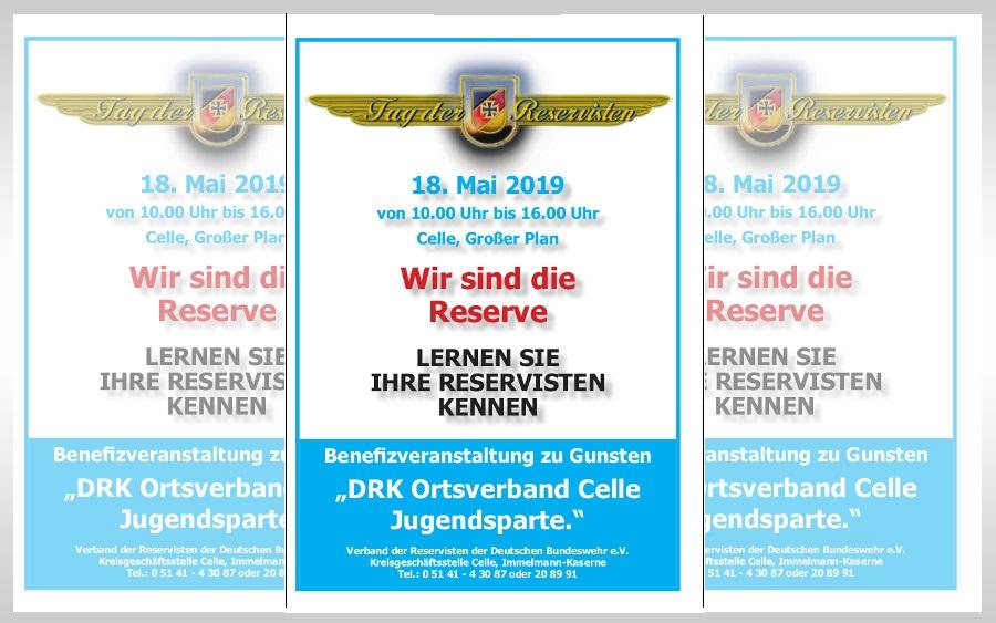 Tag der Reservisten in Celle am 18. Mai 2019
