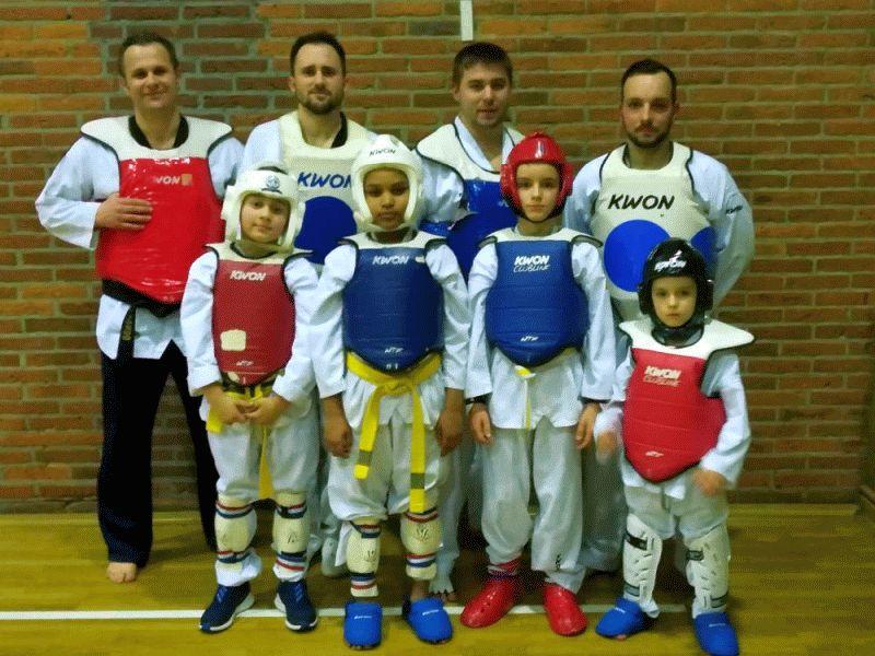 TuS Celle v. 92 – Erster Sparringstreff der Taekwondo-Abteilung
