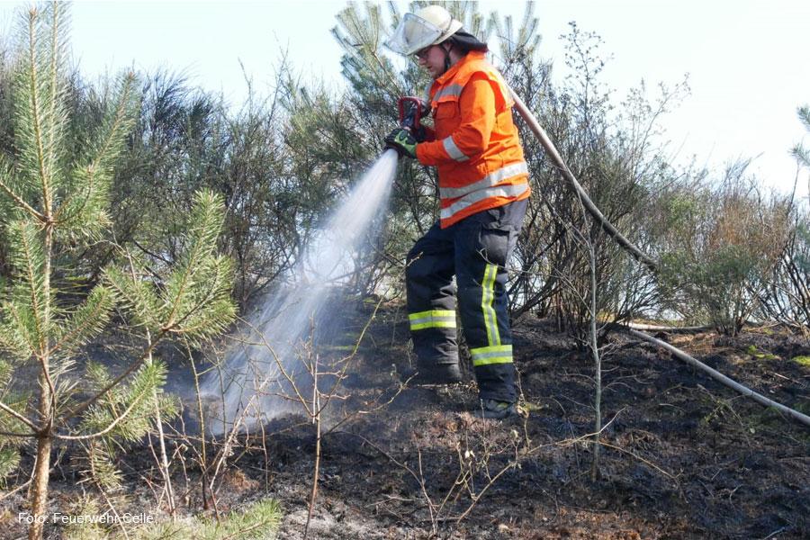 Vegetationsbrand