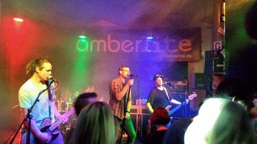 Wathlinger Band Amberlite veröffentlicht erstes Album
