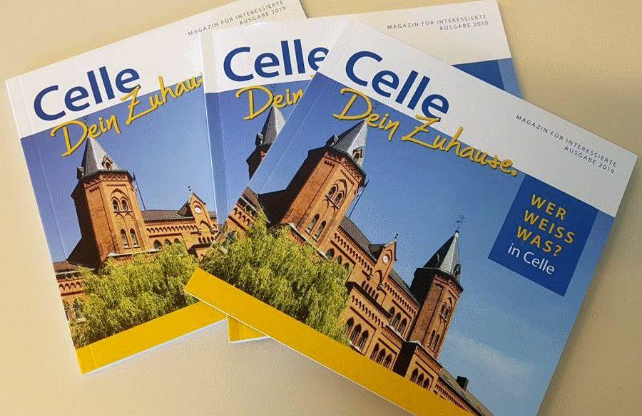 """""""Celle – Dein Zuhause"""": Neubürgerbroschüre in zweiter Auflage erschienen"""