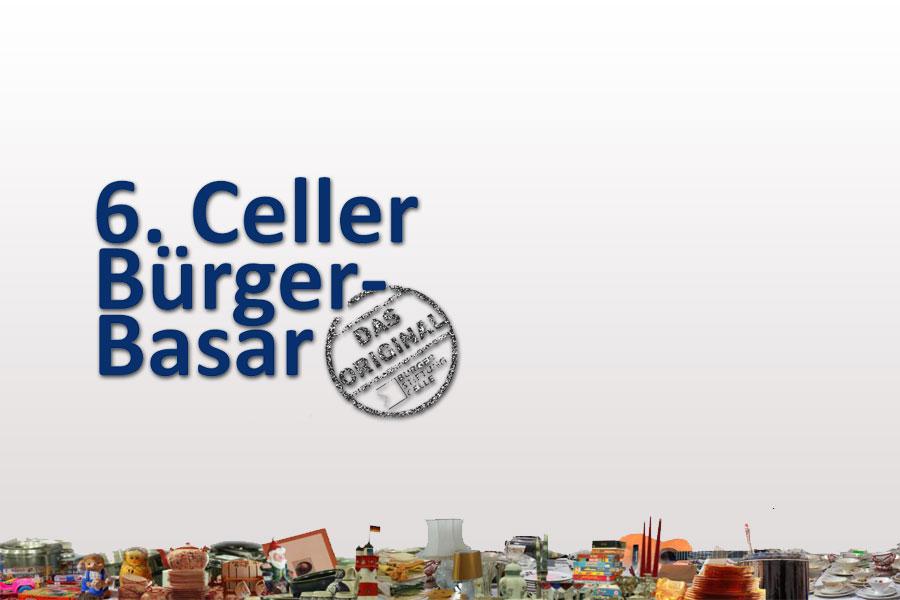 6. Celler Bürger-Basar am 25. und 26. Mai 2019