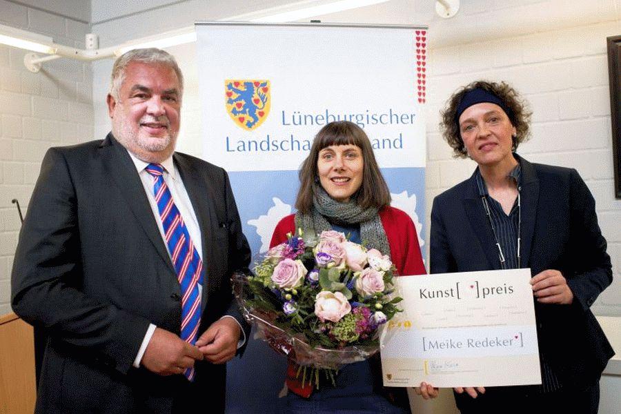 6. Kunstpreis des Lüneburgischen Landschaftsverbandes vergeben