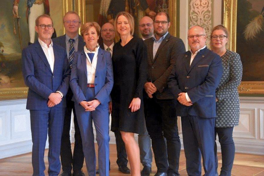 Delegation des Oberlandesgerichts Wien zu Besuch in Celle – Kulturelles Rahmenprogramm rundet fachlichen Austausch ab