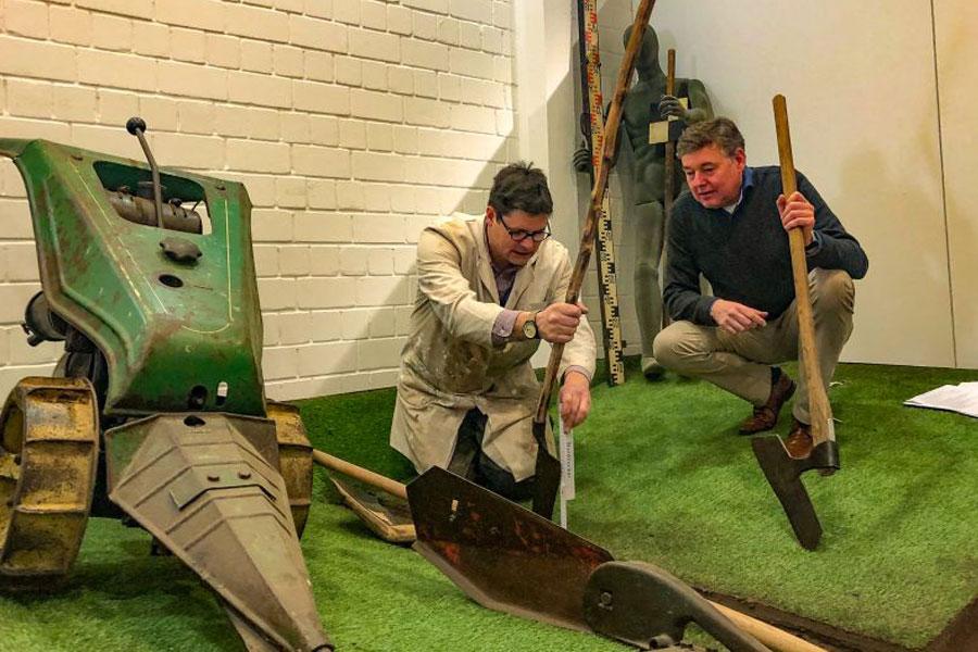 Genug Wasser für die Landwirtschaft – Im Museumsdorf Hösseringen entsteht eine neue Sonderausstellung