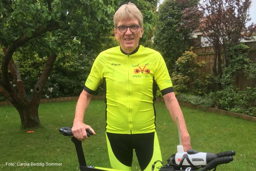 Gerald Sommer mit klasse Saisonstart beim Maschsee-Triathlon