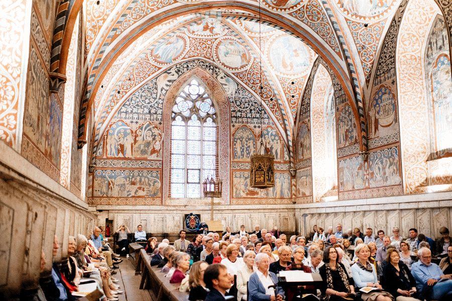 Klosterkünste 2019: Neue Veranstaltungsreihe im Kloster Wienhausen