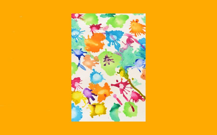 """Malen ohne Zahlen. Mit Pinsel und Farbe – Kunst-Workshop """"Junges Gemüse"""" für Kinder"""
