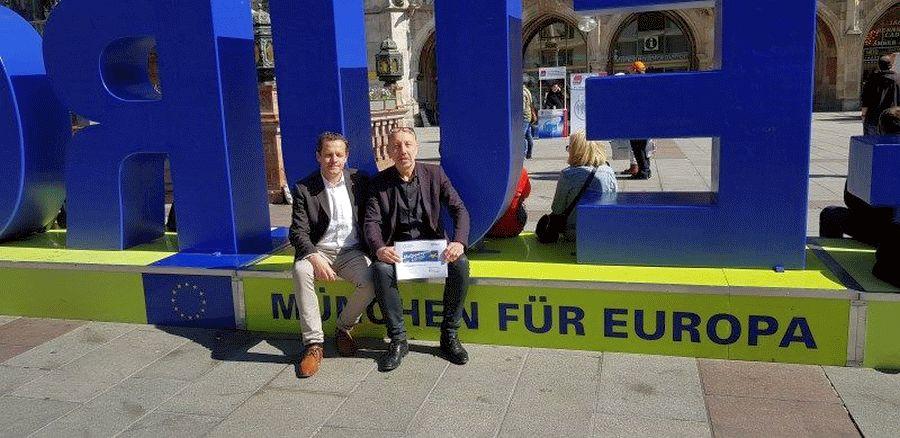 Mehr Europa wagen: Die Metropolregionen München und Hannover Braunschweig Göttingen Wolfsburg starten gemeinsame Initiative