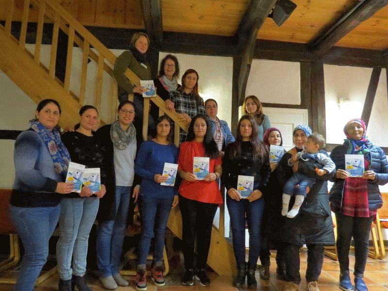 MiMi-Gesundheitsworkshop in Bergen