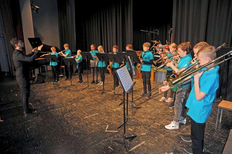 Mit Musik in die heiße Phase – Sommerkonzert am Christian-Gymnasium