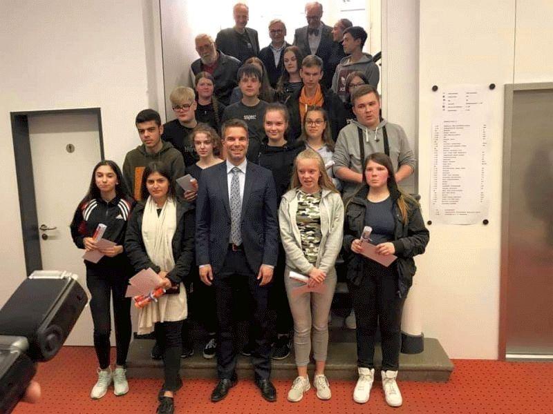 Neue Ausblicke auf Bauhaus in Celle – Schülerwettbewerb entdeckt Neuland