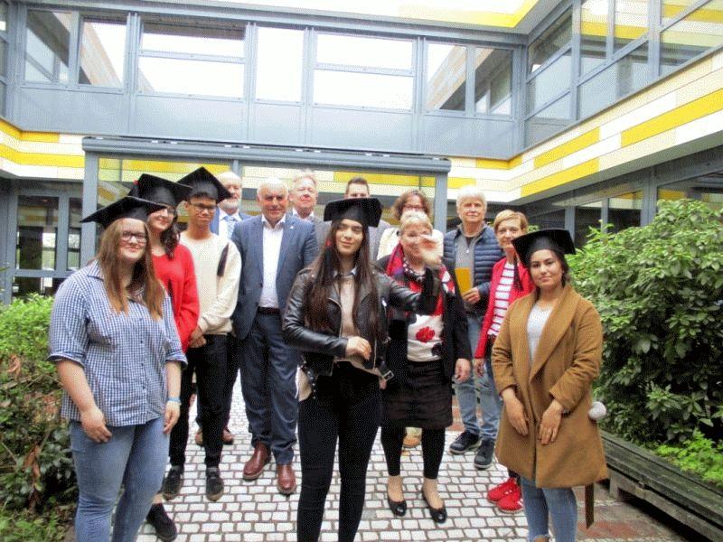 Neues Kooperationsprojekt zwischen den Samtgemeinden Wathlingen und Flotwedel sowie den Oberschulen und dem KESS