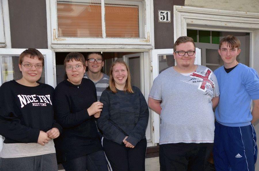 Schüler der Lobetaler Hermann-Reske-Schule proben eigenständiges Wohnen