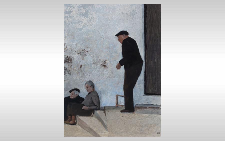 Schwarz ist bunt! Führung durch die aktuelle Ausstellung der Eberhard Schlotter Stiftung