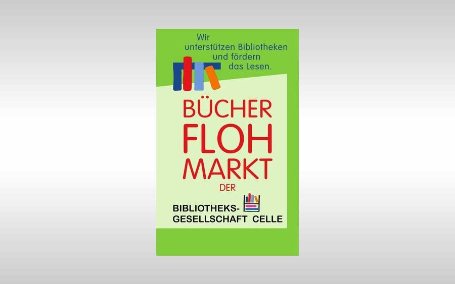 Spenden für den Bücherflohmarkt erbeten