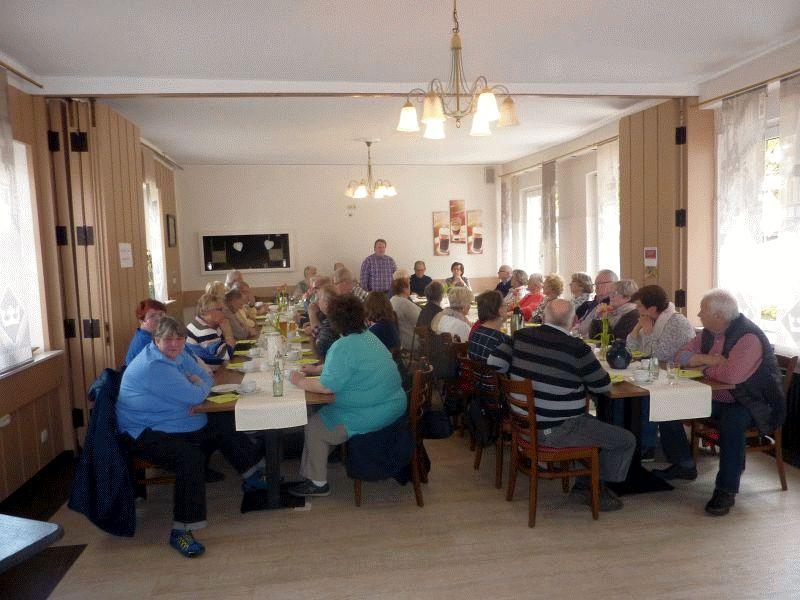 Starke Beteiligung beim Seniorentreffen der Altenceller Vorstadt von 1428 e.V.