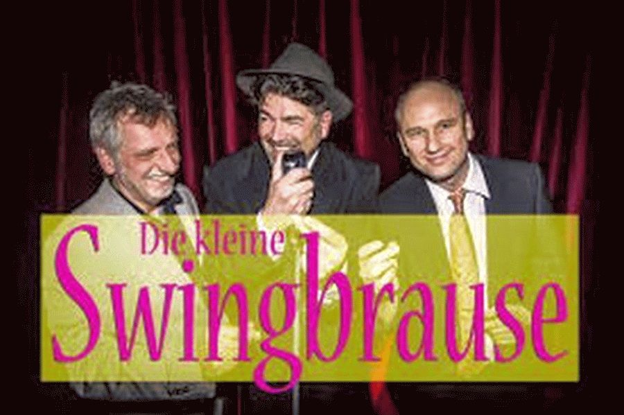 Swing-Fans aufgepasst: letztes Mal Swing live und Lindy Hop tanzen vor der Sommerpause in Kunst & Bühne!