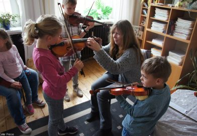 Tag der offenen Tür bei der Kreismusikschule: Großes Interesse an der Musik