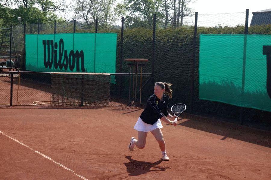 Tennis: Westerceller Nordligadamen gewinnen überlegen beim Uhlenhorster HC –  Auch die anderen Westerceller Mannschaften fahren Siege ein
