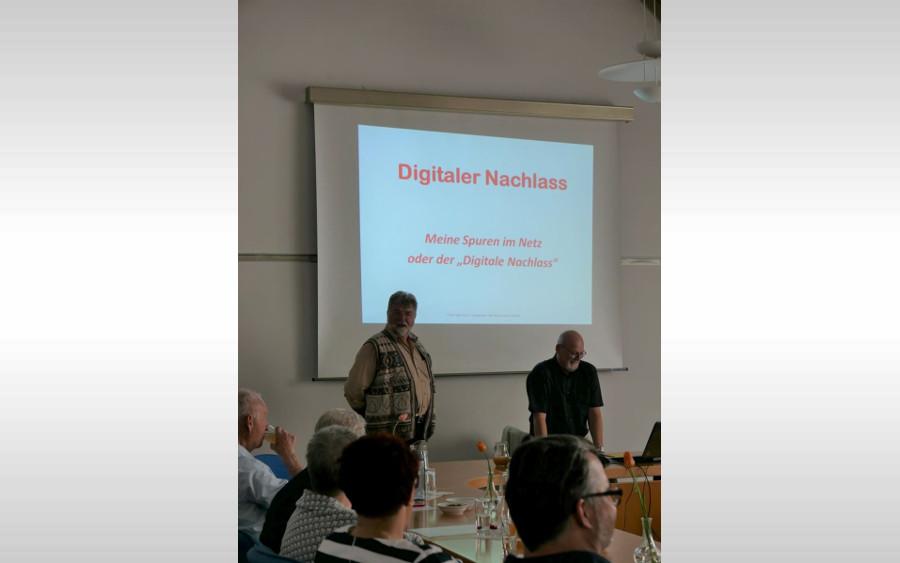 """SoVD Nienhagen: """"Digitaler Nachlass"""" Thema beim Info-Abend"""