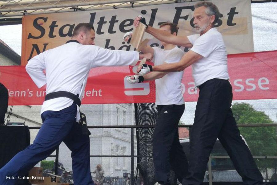 TuS Celle '92 e.V. – TaeKwonDo zu Gast beim Stadtteilfest Neuenhäusen