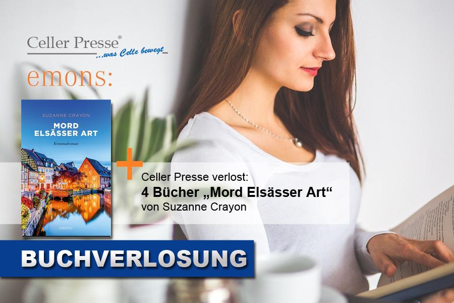 "Buchverlosung ""Mord Elsässer Art"""