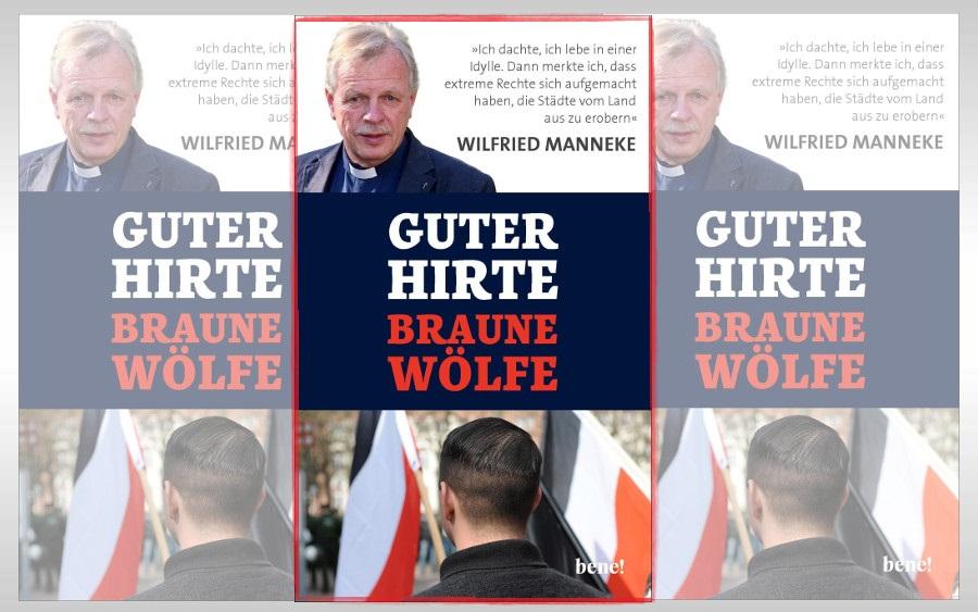 Wilfried Manneke stellt sein Buch im LHH vor