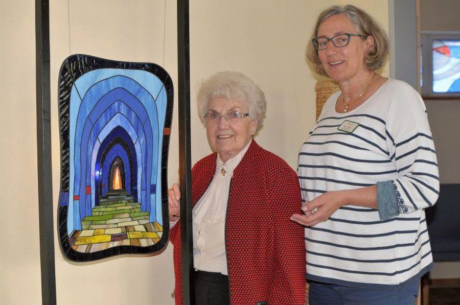 Zum 85. Geburtstag die Hospizarbeit unterstützt