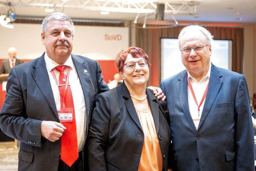 Achim Spitzlei neuer 2. Vorsitzender des SoVD in Niedersachsen