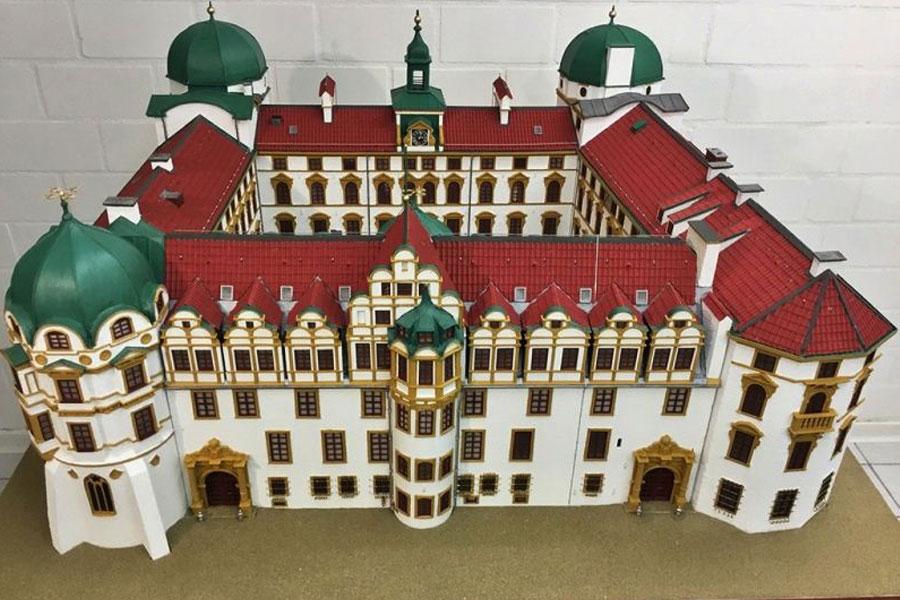 Das Celler Schloss kommt nach Vorwerk
