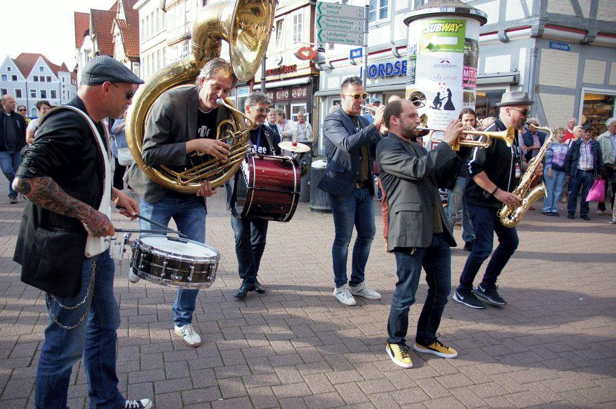 Das Jazzfestival des Nordens bringt wieder einen Hauch von New Orleans in die malerische Fachwerkstadt Celle