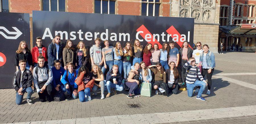 Erasmusprojekt formuliert europäischen Traum