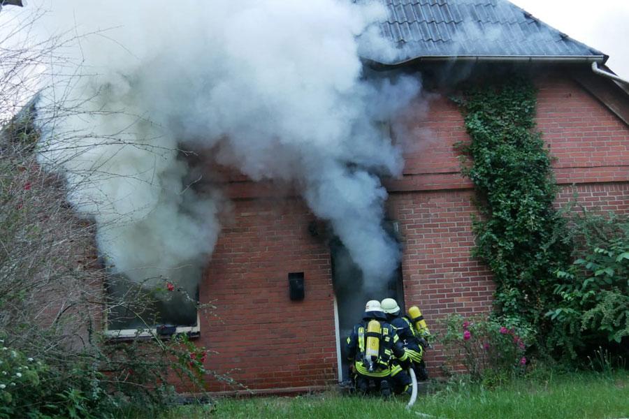 Feuer in Altencelle