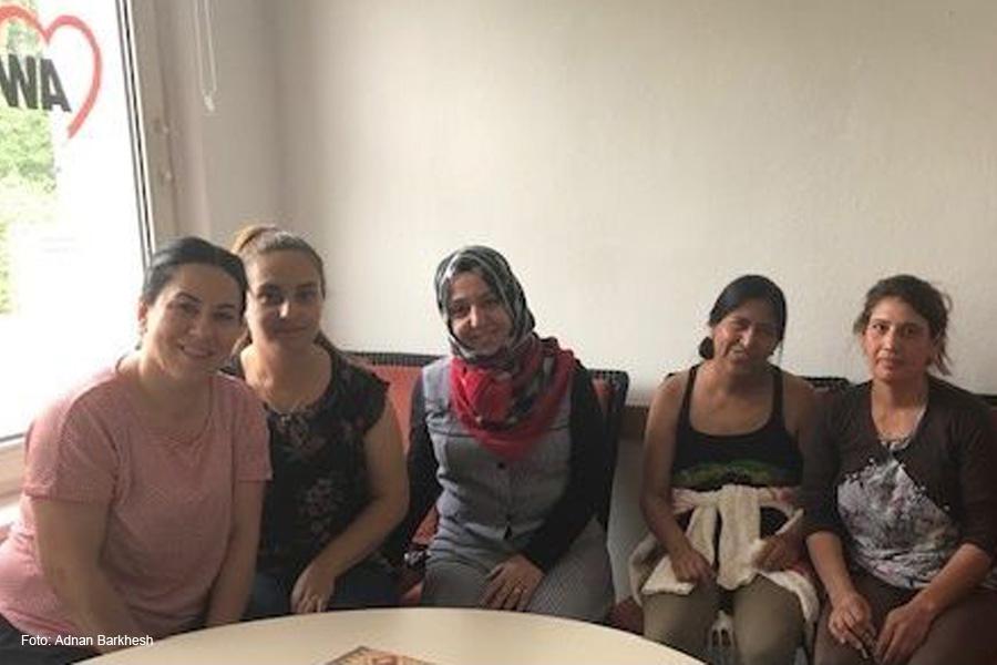 Gespräche in vertrauensvollem Rahmen – Info-Café für Frauen mit Flucht- und Migrationshintergrund