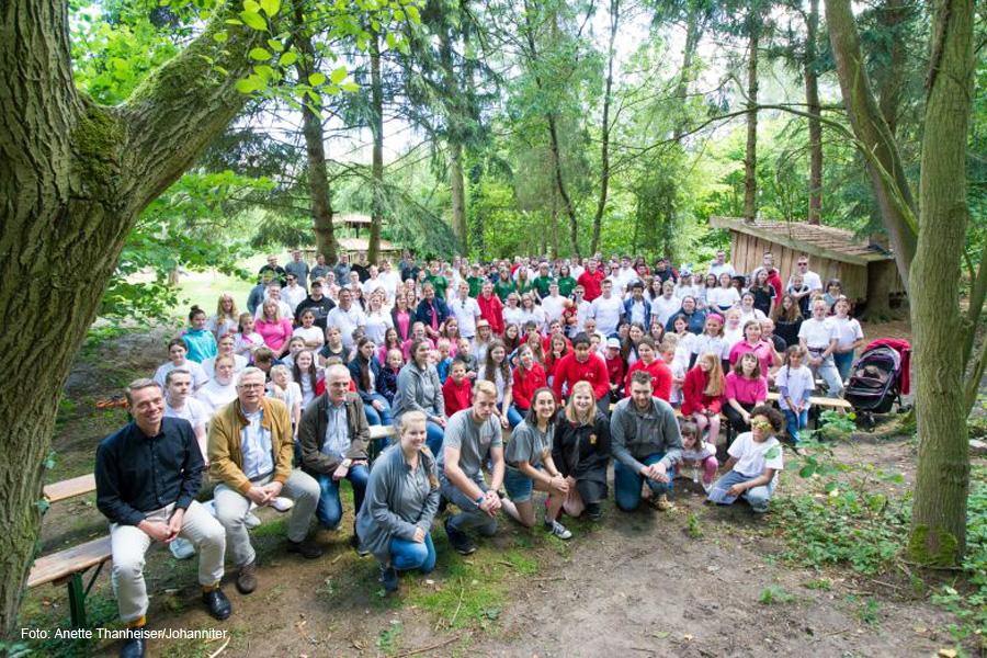 Magisches Zeltlager verzaubert 240 Kinder und Jugendliche