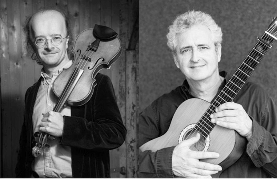 """Traditional Folkmusic"" – Konzert mit Ian Mardon & Dylan Vaughn"