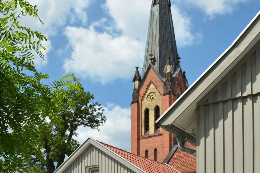 Turmfest in Neuenhäusen zum 8.