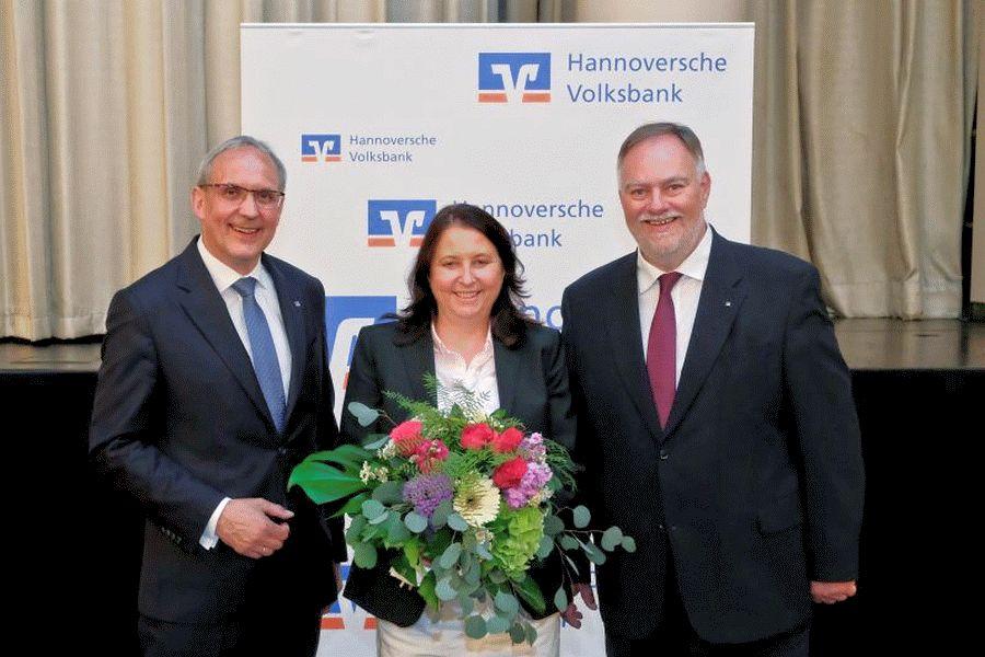 Vertreterversammlung der Hannoverschen Volksbank: Hannoversche Volksbank und Volksbank Hildesheimer Börde fusionieren