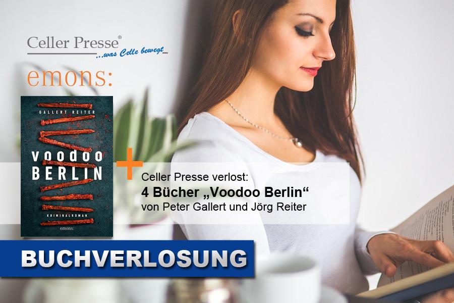 """Buchverlosung """"Voodoo Berlin"""""""