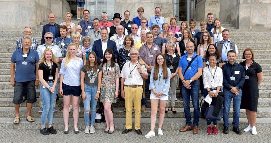 Wahlkreisgruppe besucht Henning Otte in Berlin