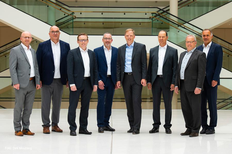 Wechsel im BVEG Vorstand