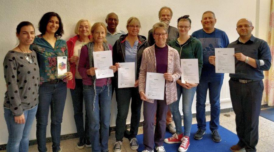 Wofür brenne ich? – Erfolgreich Fortbildung für Ehrenamtliche in fünf Modulen am Sprachmittlerpool vhs Celle