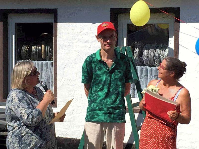 40-jähriges Jubiläum der Behindertengruppe Wathlingen/Flotwedel