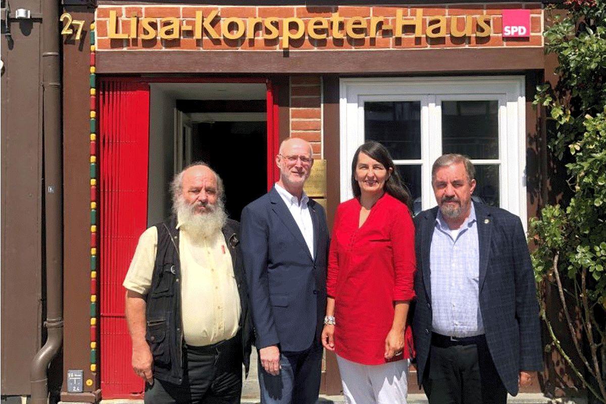 ACE-Vorsitzender Stefan Heimlich besucht Landkreis Celle