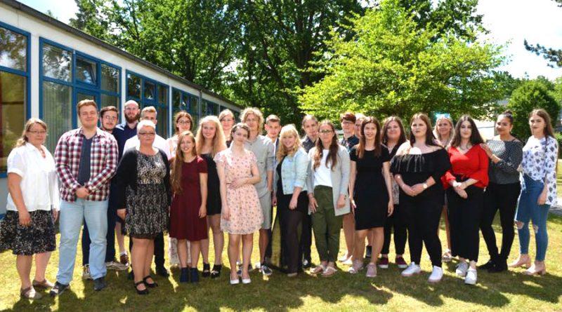 Ausbildung in Lobetal – 115 neue Fachkräfte in sozialen Berufen