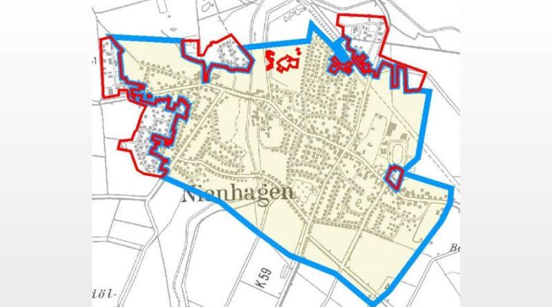 Glasfaser in Nienhagen mit Landkreis oder SVO – Informationen zu den Ausbaugebieten auf online-Karte