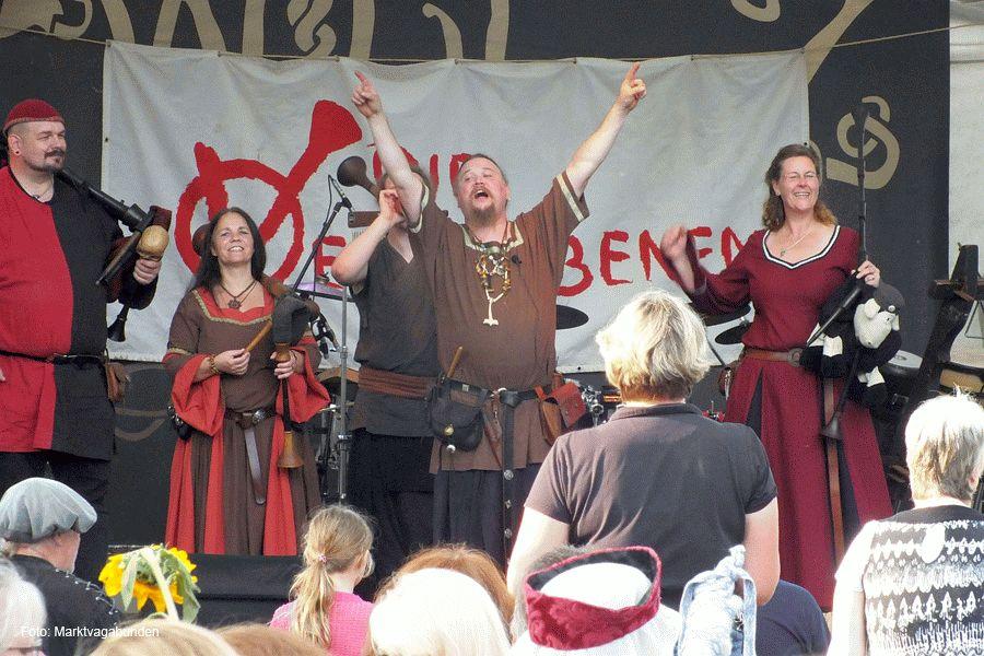 Historisches Wochenende in Bleckede am Sonnabend, den 10. und Sonntag, den 11. August 2019